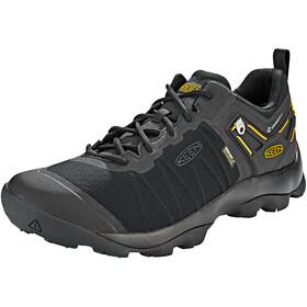 Keen Venture WP Shoes Men Black/Vibrant Yellow